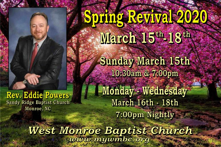 2020 Spring Revival Powers pic