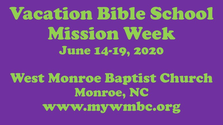 VBS Mission W 2020